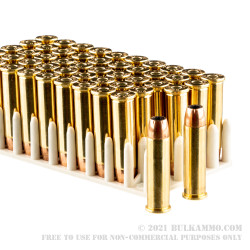 50 Rounds of .357 Mag Ammo by Prvi Partizan - 158gr JHP