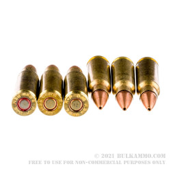 200 Rounds of 6.8 SPC Ammo by Remington Express - 115gr OTM