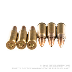 500 Rounds of 7.62x51mm NATO LR M118 Ammo by Lake City - 175gr OTM