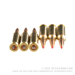 20 Rounds of 6.5 Creedmoor Ammo by Black Hills Ammunition Gold - 143gr ELD-X