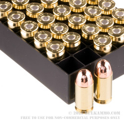500 Rounds of .45 ACP Ammo by Fiocchi Dynamics - 230gr CMJ