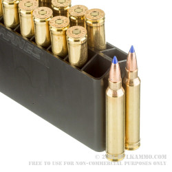 20 Rounds of .300 Win Mag Ammo by Barnes VOR-TX Polymer Tip - 180gr TTSX