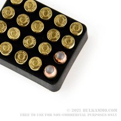 20 Rounds of .380 ACP Ammo by Corbon  - 70gr PowR Ball