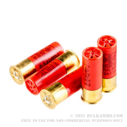 25 Rounds of 12ga Ammo by Winchester Super-X - 1-1/8 ounce #2 shot
