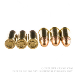 1000 Rounds of .25 ACP Ammo by PMC - 50gr FMJ