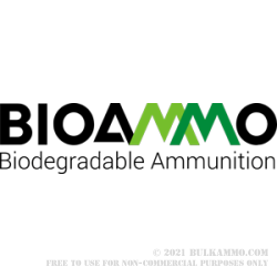 250 Rounds of 12ga Ammo by BioAmmo Lux Steel - 1-3/16 ounce #4 shot
