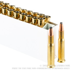 200 Rounds of 30-30 Win Ammo by Prvi Partizan - 150gr FSP