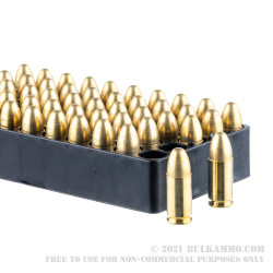 1200 Rounds of 9mm Ammo by Armscor - 115gr FMJ