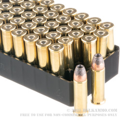 100 Rounds of .38 Special +P Ammo by Remington UMC - 125gr SJHP