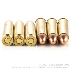 50 Rounds of .30 Carbine Ammo by Aguila - 110gr FMJ