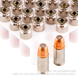 1000 Rounds of 9mm Ammo by Speer LE Gold Dot G2 - 147gr JHP
