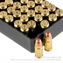500 Rounds of .357 SIG Ammo by Remington - 125gr FMJ