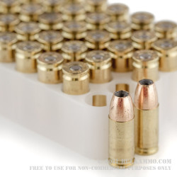 1000 Rounds of 9mm Ammo by Federal Hi-Shok - 147gr JHP