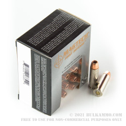 20 Rounds of .38 Special +P Ammo by Magtech First Defense - 95gr SCHP