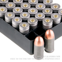 500  Rounds of .45 ACP Ammo by Wolf - 230gr FMJ
