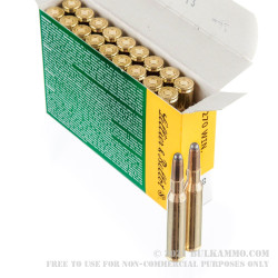20 Rounds of .270 Win Ammo by Sellier & Bellot - 150gr SP