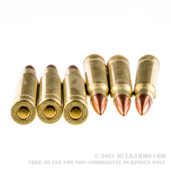 500  Rounds of 30-06 Springfield Ammo by Golden Bear - 145gr FMJ