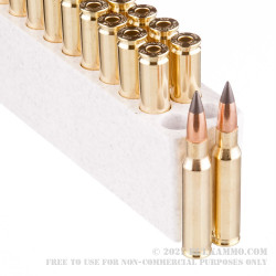 20 Rounds of .308 Win Ammo by Winchester Deer Season XP - 150gr Extreme Point