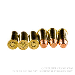 50 Rounds of .44 Mag Ammo by Magtech - 240gr FMJ FN