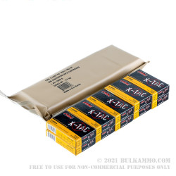 200 Rounds of 5.56x45 Ammo in Plastic Battle Packs by PMC - 55gr FMJ
