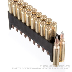 800 Rounds of .223 Ammo by PMC Bronze Hunting - 55gr SP