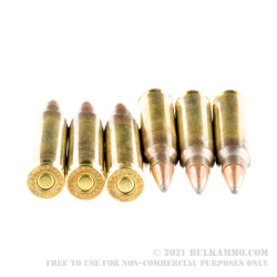 20 Rounds of .223 Ammo by Hornady Frontier - 55gr SP