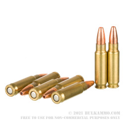 50 Rounds of 5.7x28mm Ammo by Speer Gold Dot - 40gr JHP