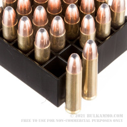 25 Rounds of .30 Carbine Ammo by Hornady Custom - 110 Grain RN