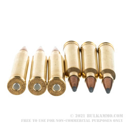 20 Rounds of .300 Win Mag Ammo by Fiocchi - 180gr SPBT