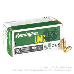 600 Rounds of 9mm Ammo by Remington - 115gr JHP