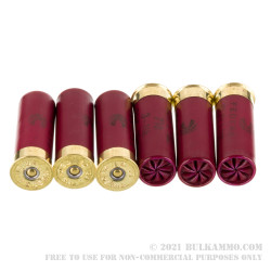 """25 Rounds of 12ga 2-3/4"""" Ammo by Federal Ultra Clay & Field - 1 1/8 ounce #7 1/2 shot"""