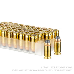 1000 Rounds of .32 ACP Ammo by Fiocchi - 60gr SJHP