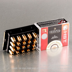 200 Rounds of 9mm Ammo by Federal Personal Defense Micro HST - 150gr JHP