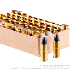500 Rounds of .22 Win Auto Ammo by Aguila - 45gr LRN (Winchester Model 1903 Rifle Only!)