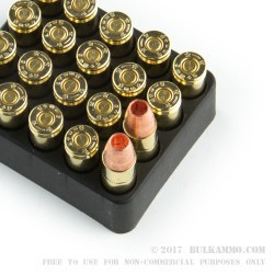 20 Rounds of 9mm +P Ammo by Corbon DPX - 115gr SCHP