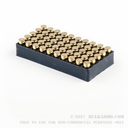 50 Rounds of .40 S&W Ammo by Sinterfire - 105gr Frangible