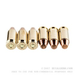 50 Rounds of .40 S&W Ammo by Prvi Partizan - 165gr FMJ