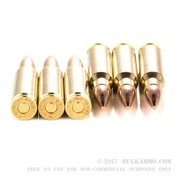 500 Rounds of .308 Win Ammo by Sellier & Bellot - 180gr FMJ