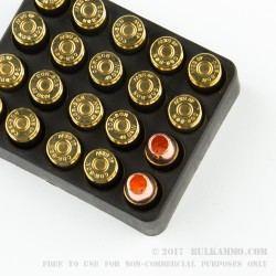 20 Rounds of .40 S&W Ammo by Corbon - 140gr DPX