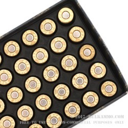 50 Rounds of 10mm Ammo by HPR - 165gr FMJFN