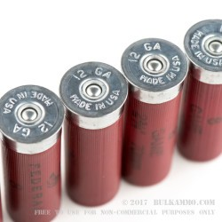 """25 Rounds of 12ga Ammo by Federal Game-Shok - 2-3/4"""" 1 ounce #8 shot"""