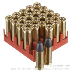 50 Rounds of .32S&W Long Ammo by Sellier & Bellot - 100gr LRN