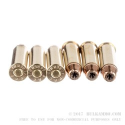 20 Rounds of .44 Mag Ammo by PMC Starfire - 240gr JHP