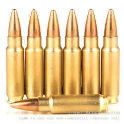 50 Rounds of 5.7x28 mm Ammo by FN Herstal - 27gr JHP