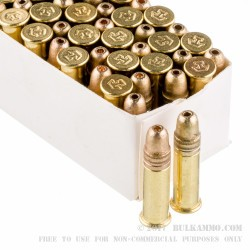 50 Rounds of .22 LR Ammo by Armscor - 36gr HP High Velocity
