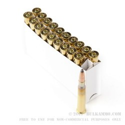20 Rounds of .303 British Ammo by Prvi Partizan - 150gr SP