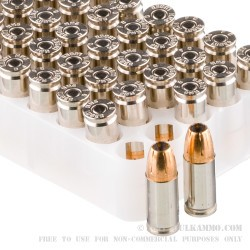 1000 Rounds of 9mm LE Ammo by Federal - 147gr HST JHP
