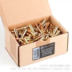 200 Rounds of .300 AAC Blackout Ammo by PNW Arms - 147gr FMJ