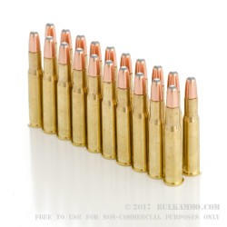 200 Rounds of 30-30 Win Ammo by Hornady - 150gr RN