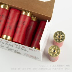 "25 Rounds of 12ga Ammo by Estate Cartridge - 2-3/4"" 1 1/8 ounce #7 1/2 shot"